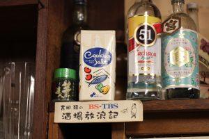 吉田類の酒場放浪記 目印