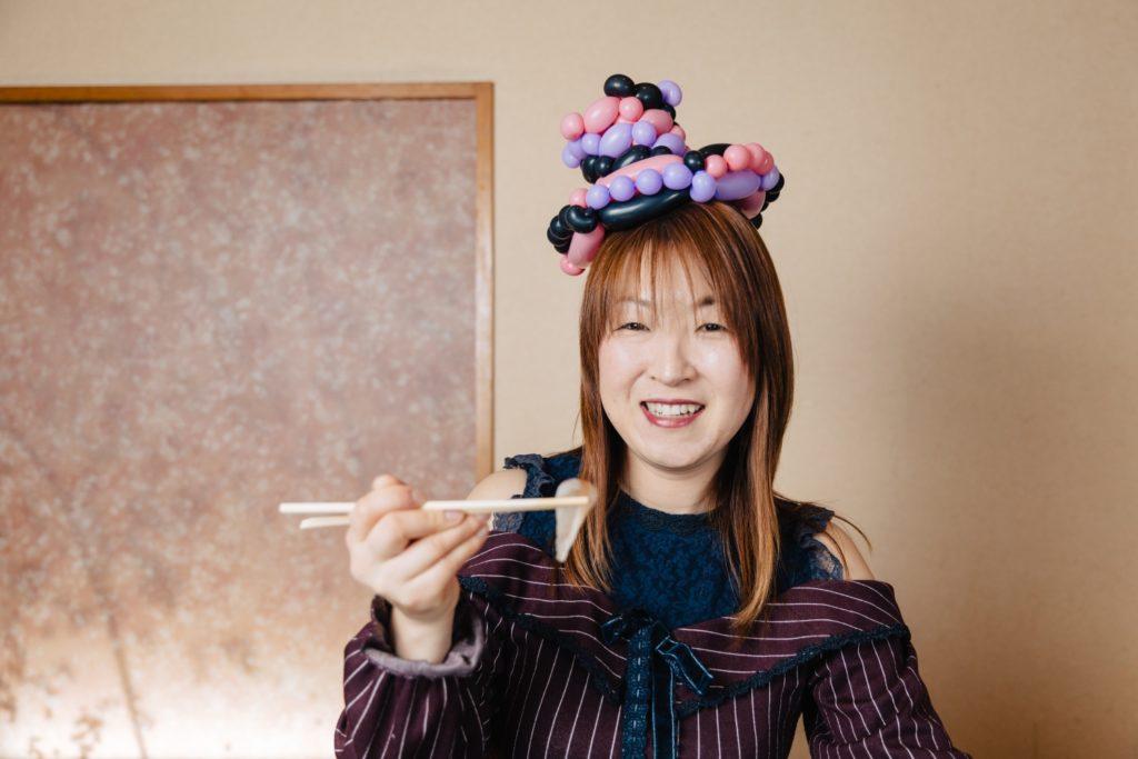 八王子のバルーンアーティスト★Chisato