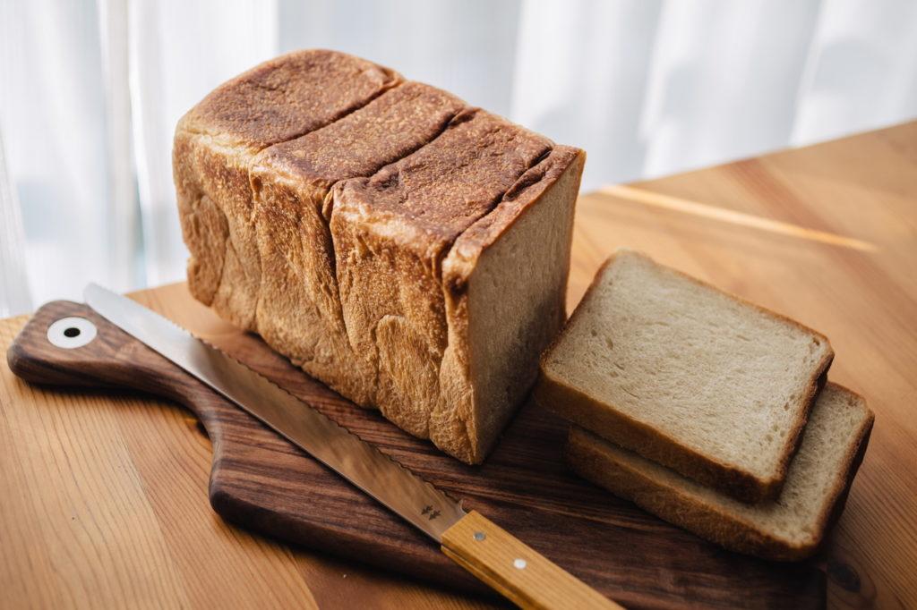 チクテベーカリーの食パン