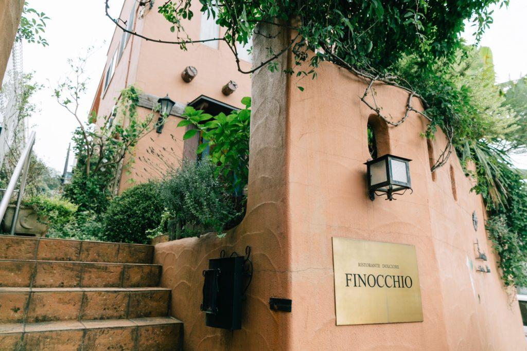 フィノッキオ階段