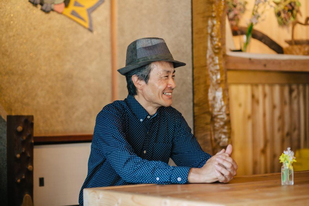 石川敏之さん